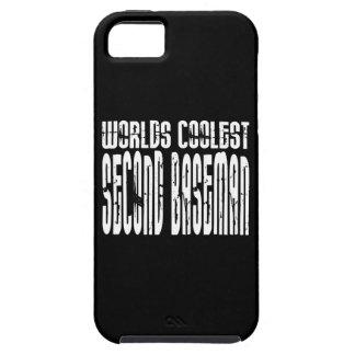 Worlds Coolest Second Baseman Tough iPhone 5 Case
