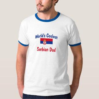 World's Coolest Serbian Dad T-Shirt