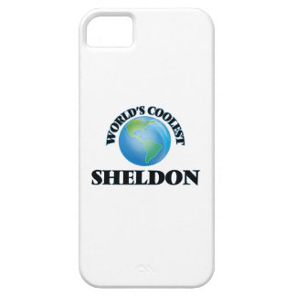 World's Coolest Sheldon iPhone 5 Cover