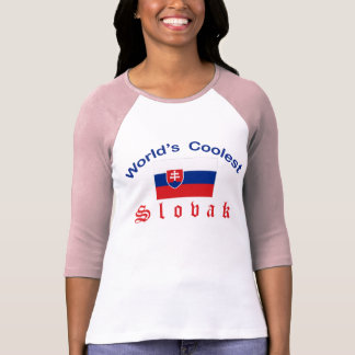 World's Coolest Slovak T-Shirt