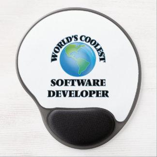 World's coolest Software Developer Gel Mouse Pad