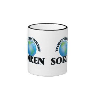 World's Coolest Soren Coffee Mugs
