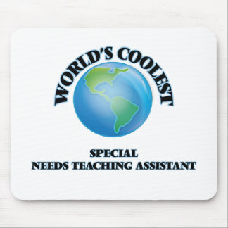 World's coolest Special Needs Teaching Assistant Mouse Pads