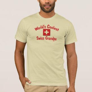 World's Coolest Swiss Grandpa T-Shirt