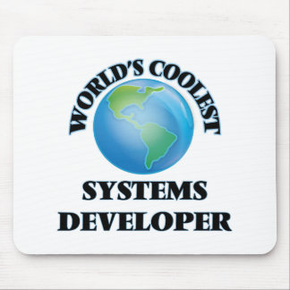 World's coolest Systems Developer Mousepads