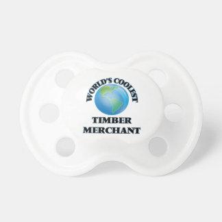 World's coolest Timber Merchant BooginHead Pacifier