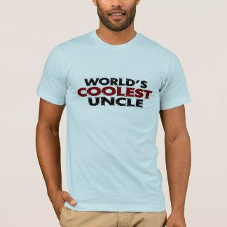 Worlds Coolest Uncle T-Shirt