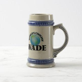 World's Coolest Wade Coffee Mugs