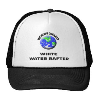 World's Coolest White Water Rafter Cap
