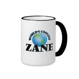 World's Coolest Zane Mug
