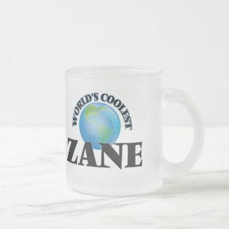 World's Coolest Zane Coffee Mugs