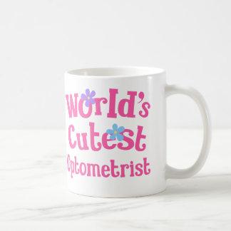 Worlds Cutest Optometrist Coffee Mug