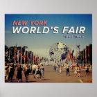 World's Fair 1964 Poster