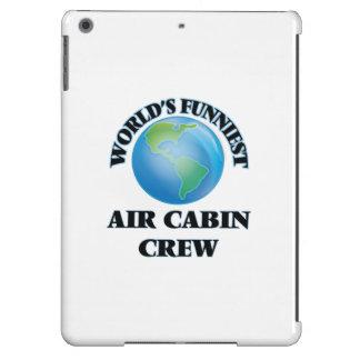 World's Funniest Air Cabin Crew iPad Air Cases