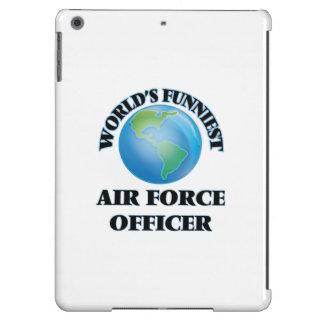 World's Funniest Air Force Officer iPad Air Case
