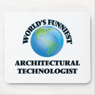 World's Funniest Architectural Technologist Mouse Pads