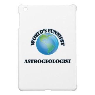 World's Funniest Astrogeologist iPad Mini Cover