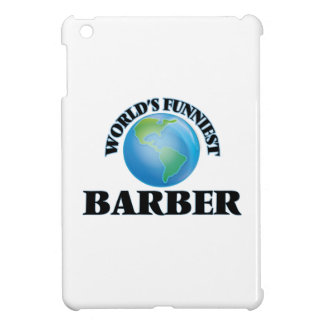 World's Funniest Barber Case For The iPad Mini