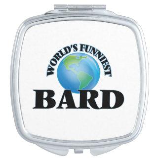 World's Funniest Bard Makeup Mirrors