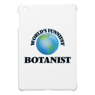 World's Funniest Botanist iPad Mini Cover
