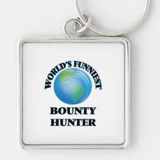 World's Funniest Bounty Hunter Key Chain