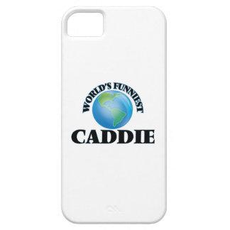 World's Funniest Caddie iPhone 5 Cases