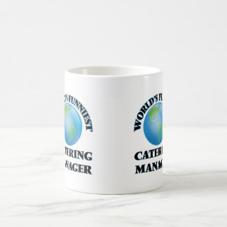 World's Funniest Catering Manager Coffee Mugs
