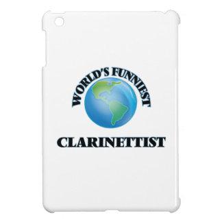 World's Funniest Clarinettist iPad Mini Covers