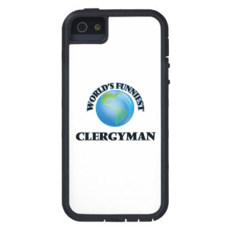 World's Funniest Clergyman iPhone 5 Cases