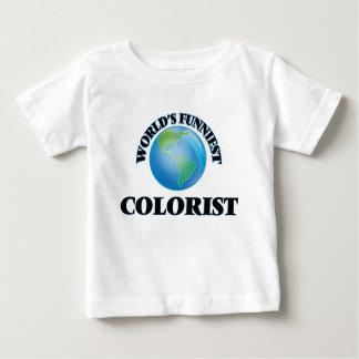 World's Funniest Colorist T-shirt