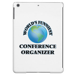 World's Funniest Conference Organizer iPad Air Covers