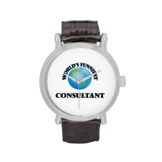 World's Funniest Consultant Wristwatches