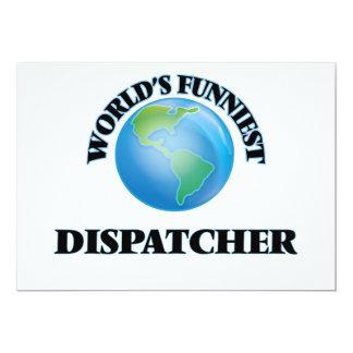 World's Funniest Dispatcher Card