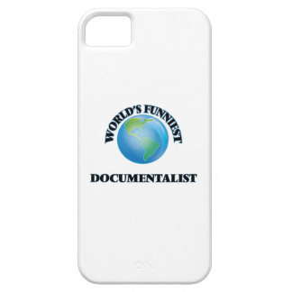 World's Funniest Documentalist iPhone 5 Covers