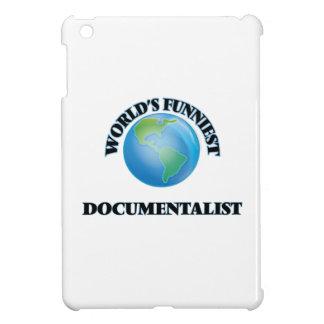 World's Funniest Documentalist iPad Mini Covers