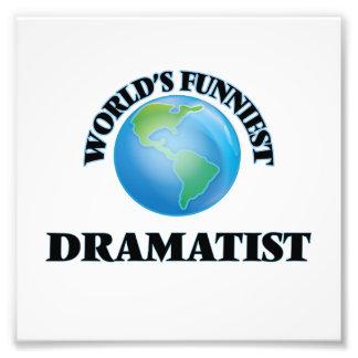 World's Funniest Dramatist Photo