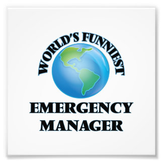World's Funniest Emergency Manager Photograph