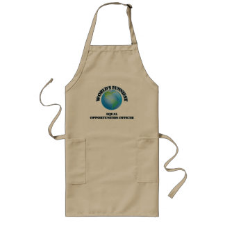 World's Funniest Equal Opportunities Officer Aprons