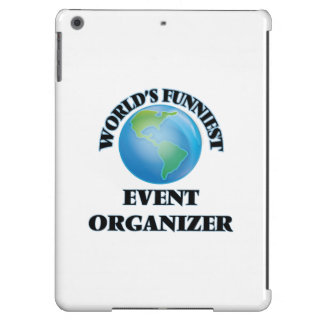 World's Funniest Event Organizer Case For iPad Air