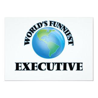 World's Funniest Executive Cards