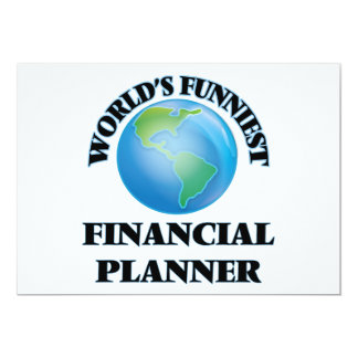 World's Funniest Financial Planner Cards