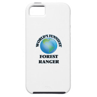 World's Funniest Forest Ranger iPhone 5 Cases