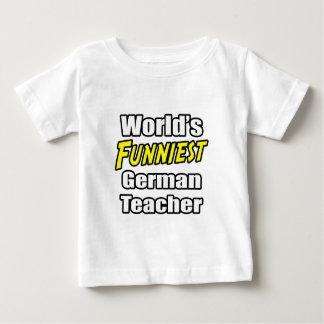World's Funniest German Teacher Shirt