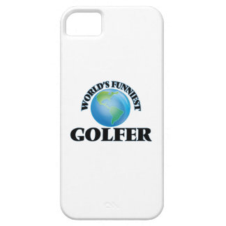 World's Funniest Golfer iPhone 5 Covers