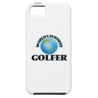World's Funniest Golfer iPhone 5 Cases
