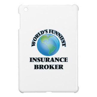 World's Funniest Insurance Broker iPad Mini Case