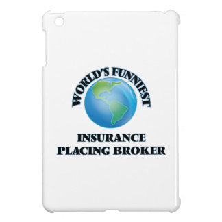 World's Funniest Insurance Placing Broker Case For The iPad Mini