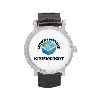 World's Funniest Kinesiologist Wrist Watches
