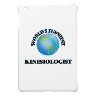 World's Funniest Kinesiologist Cover For The iPad Mini