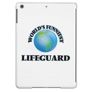 World's Funniest Lifeguard iPad Air Cases